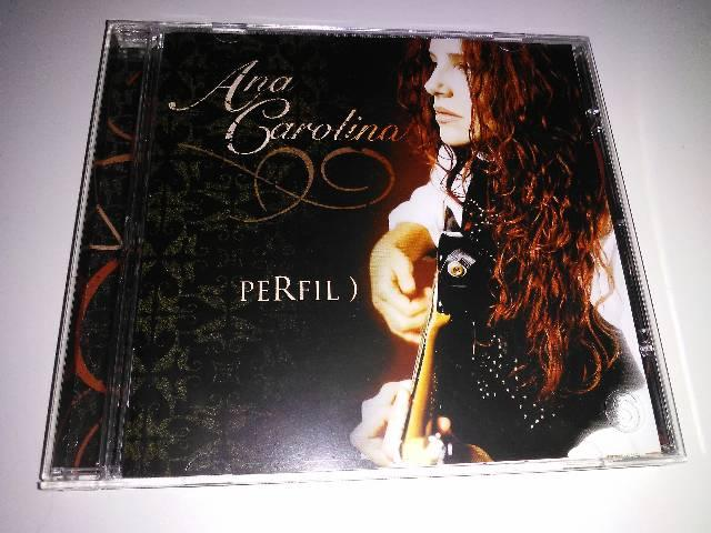 CD Ana Carolina Perfil Vol. 1