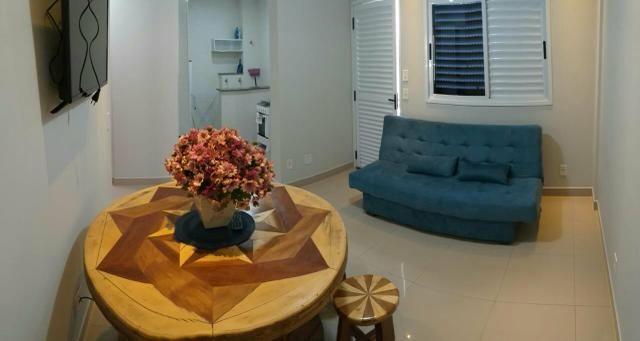 Apartamento mobiliado de TEMPORADA novinho bem localizado - Foto 10
