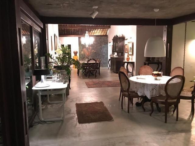 Excelente casa em Apipucos, 400 m², 4 qtos, 5 v - Foto 5