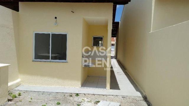 Casa com 2 dormitórios à venda, 71 m² por R$ 135.000 - CA0074 - Jabuti - Itaitinga/CE - Foto 18