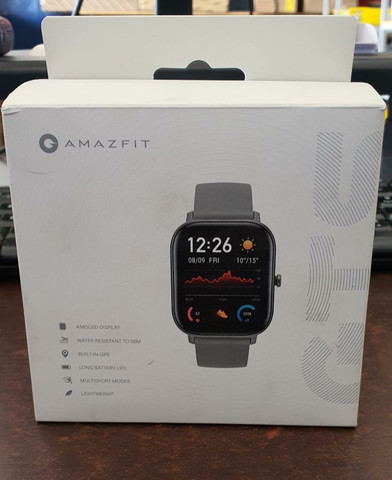Vende-se Smartwatch Xiaomi Amazfit Gts