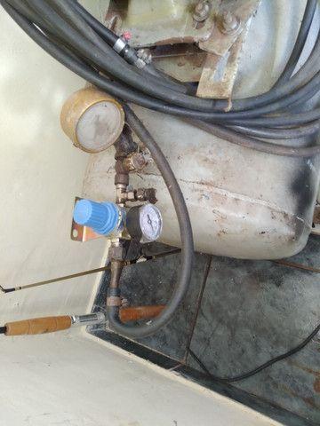 Compressor ar  - Foto 3