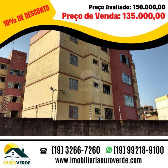 Vendo Apartamento Reformado no Dic VI