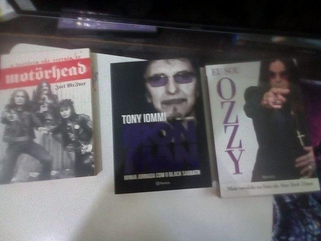 Livros ,dvds e cds - Foto 4
