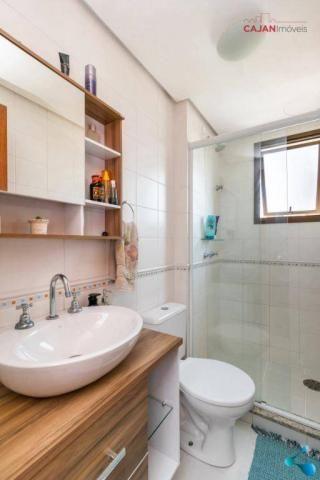 Apartamento com 2 dormitórios à venda, 75 m² por R$ 370.000,00 - Chácara das Pedras - Port - Foto 16