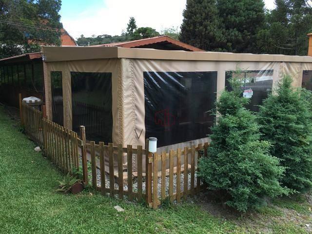 Trailer com anexo com 3 dormitórios à venda no Camping de Gramado! - Foto 9