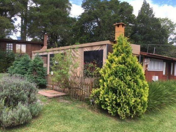 Trailer com anexo com 3 dormitórios à venda no Camping de Gramado!