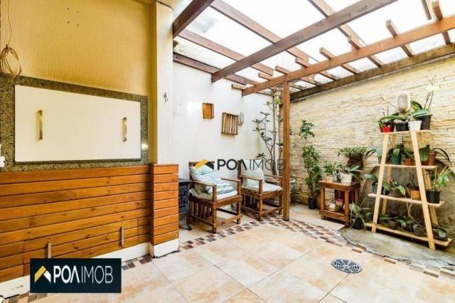Casa com 3 dormitórios para alugar, 256 m² por R$ 3.000,00/mês - Vila Jardim - Porto Alegr - Foto 15