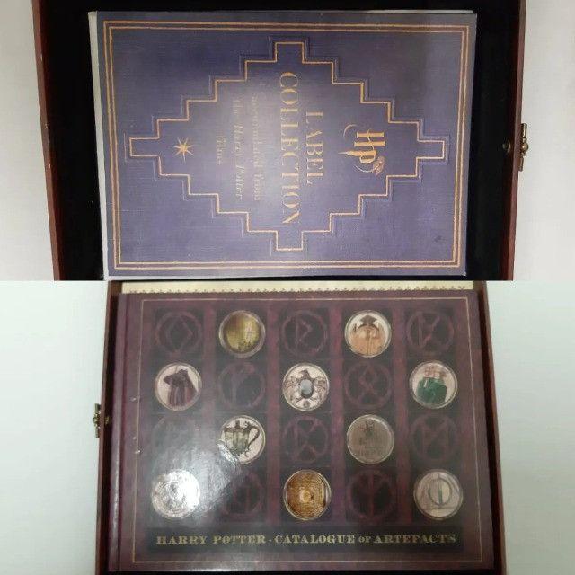 31 Discos (dvd+br) Coleção Harry Potter Wizard´s Collection - Foto 4