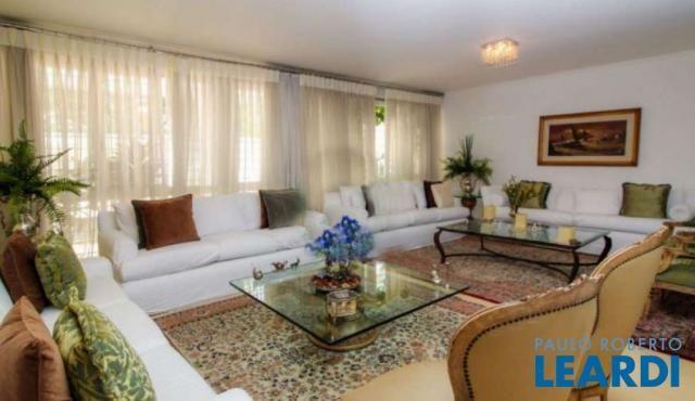 Casa à venda com 5 dormitórios em Jardim paulista, São paulo cod:551461 - Foto 2