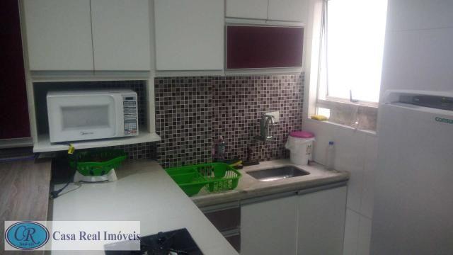 Kitchenette/conjugado à venda com 1 dormitórios em Aviação, Praia grande cod:354