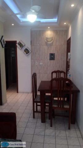 Apartamento à venda com 1 dormitórios em Aviação, Praia grande cod:507