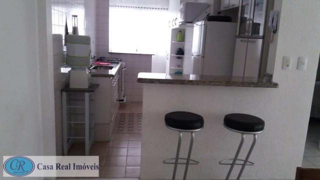 Apartamento à venda com 1 dormitórios em Guilhermina, Praia grande cod:245 - Foto 4