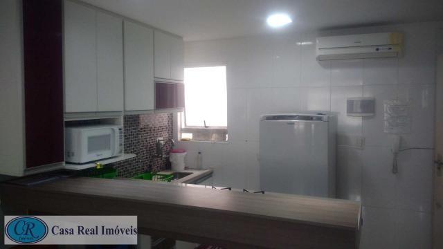 Kitchenette/conjugado à venda com 1 dormitórios em Aviação, Praia grande cod:354 - Foto 3