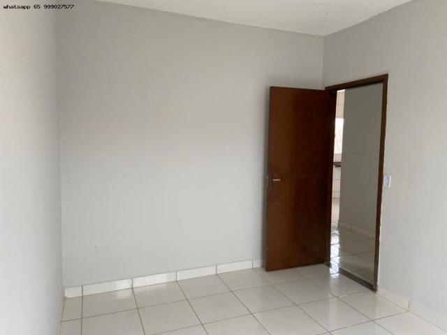 Casa para Venda em Várzea Grande, Jequitibá, 2 dormitórios, 1 banheiro, 2 vagas - Foto 10