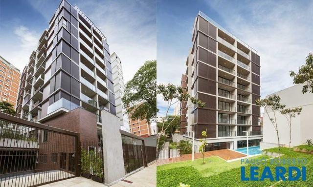 Apartamento à venda com 1 dormitórios em Pinheiros, São paulo cod:603776 - Foto 13