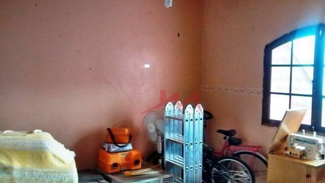 Casa com 3 quartos à venda, 90 m² por R$ 220.000 - Monte Verde (Manilha) - Itaboraí/RJ - Foto 18
