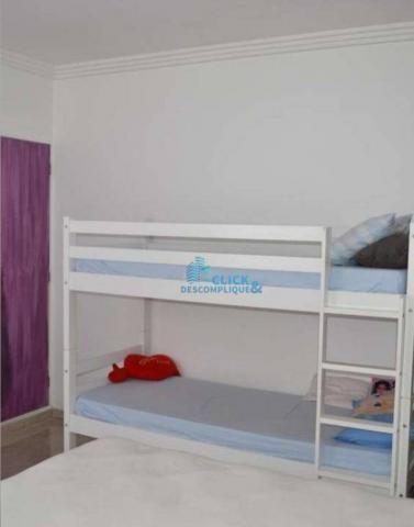 Apartamento com 1 dormitório à venda, 63 m² por R$ 399.000,00 - Ponta da Praia - Santos/SP - Foto 11