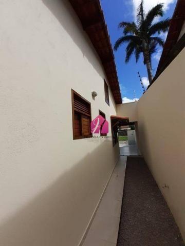 Casa com 3 dormitórios à venda, 134 m² por R$ 250.000,00 - Emaús - Parnamirim/RN - Foto 18