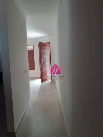 Casa com 3 dormitórios à venda, 134 m² por R$ 250.000,00 - Emaús - Parnamirim/RN - Foto 10