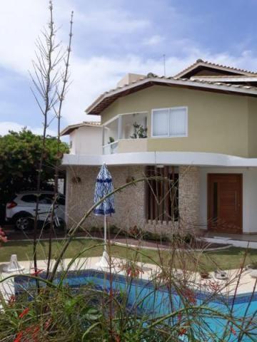 Casa para Venda em Camaçari, Guarajuba, 5 dormitórios, 4 suítes, 6 banheiros, 1 vaga - Foto 2