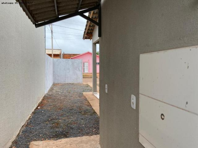 Casa para Venda em Várzea Grande, Jequitibá, 2 dormitórios, 1 banheiro, 2 vagas - Foto 3