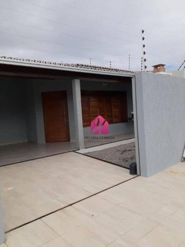 Casa com 3 dormitórios à venda, 134 m² por R$ 250.000,00 - Emaús - Parnamirim/RN - Foto 2