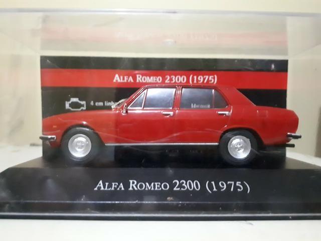 Kit Miniatura Diversas Puma / Alfa Romeo / Dodge Polara Escala 1/43 - Foto 3