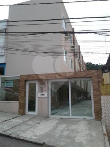 Casa de vila à venda com 2 dormitórios em Olaria, Rio de janeiro cod:359-IM469048 - Foto 2