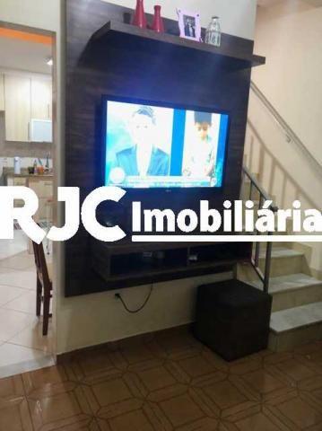 Casa de vila à venda com 4 dormitórios em Tijuca, Rio de janeiro cod:MBCV40053 - Foto 10