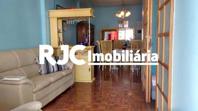 Apartamento à venda com 3 dormitórios em Vila isabel, Rio de janeiro cod:MBAP31371 - Foto 5