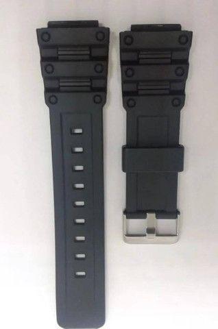 Pulseiras de silicone para relógios esportivos  - Foto 4