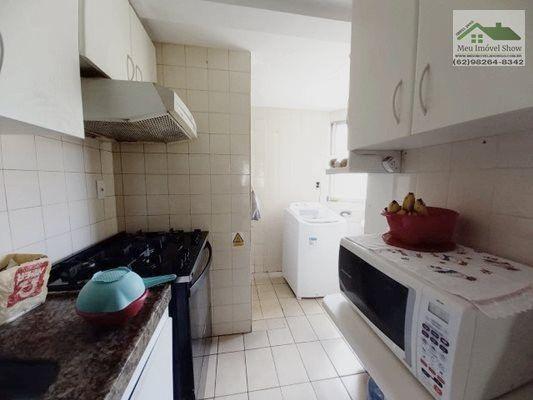 Apartamento belo com 3 qts e com armarios ate na sacada - Foto 17