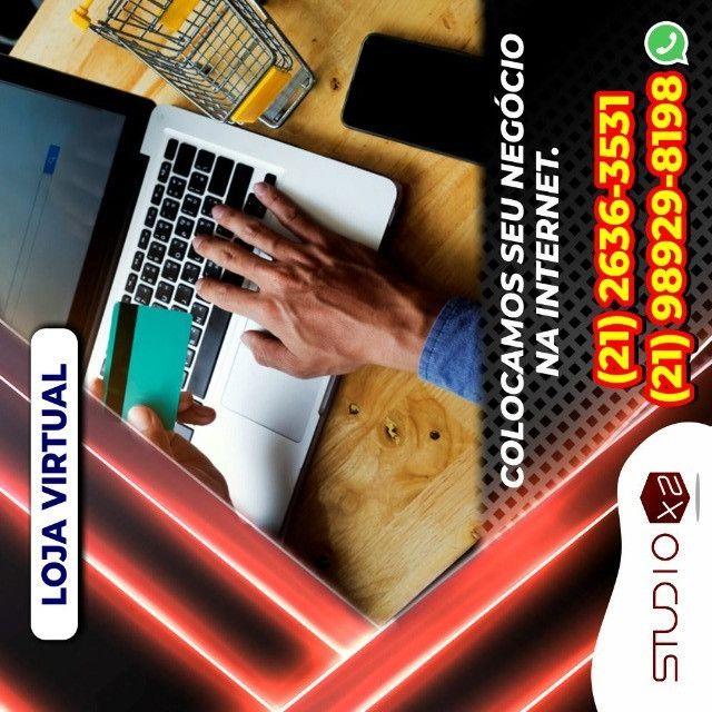 Criação de Loja Virtual (E-Commerce) - Foto 3