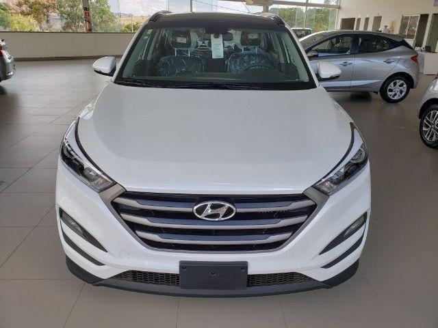 Hyundai Tucson 1.6 Turbo Automática 20/21 - Foto 9