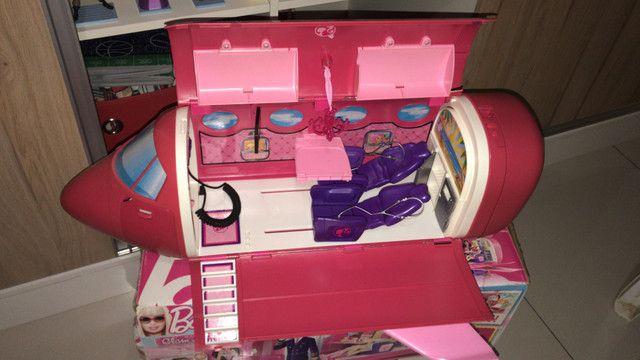 Brinquedos da Barbie avião  - Foto 2