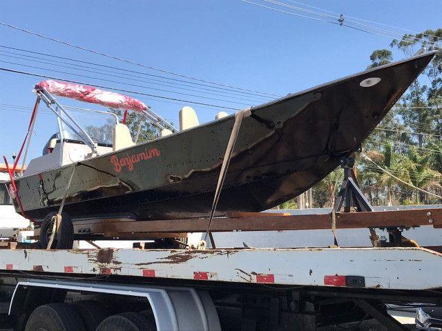 Barcos personalizados para pesca e passeio HF Boats - Foto 5