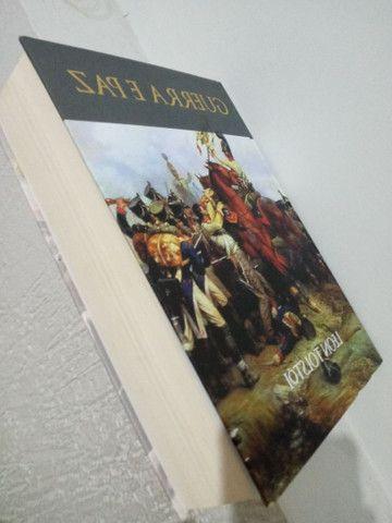 Livro Guerra e Paz - Leon Tolstói  - Foto 2