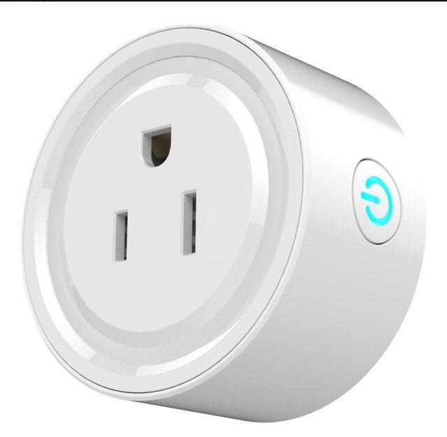 Tomada socket wifi smart alexa/google/siri