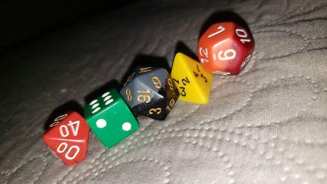 Dados para RPG - Foto 2