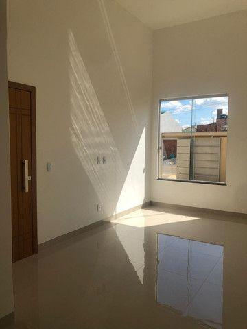 Casa 3/4 com Suite toda no Porcelanato - Res. Itaipu - Goiânia - Foto 2