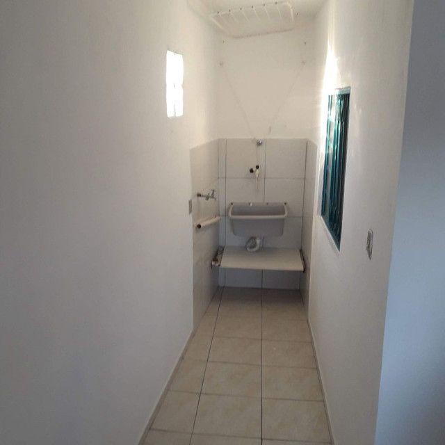 Alugo Casa 2 quartos no sapê local tranquilo - Foto 4