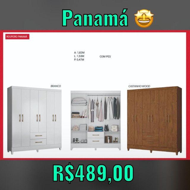 Guarda roupa Panamá *