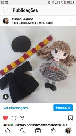 Peças em Croche  - Foto 6