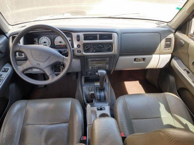 Pajero 3.5 200cv V6 2008 - Gasolina - 4X4 - Foto 8
