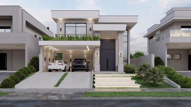 Maravilhosa casa em condomínio terrras de Alphaville Ponta Grossa