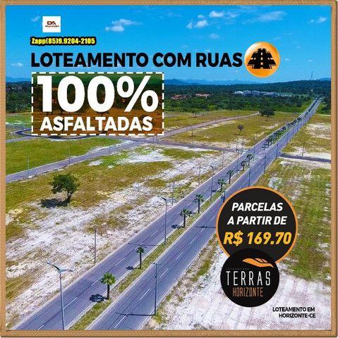 Loteamento Terras Horizonte -Ligue e agende sua visita!!! - Foto 14