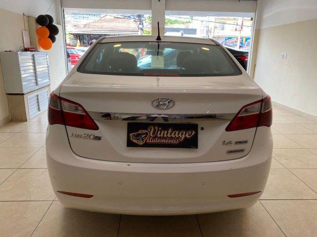 Hyundai HB20S 1.6 Premium /aut - único dono!!!  - Foto 8