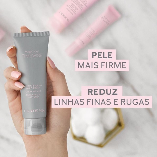 Sistema TIme Wise 3d Mary kay - Foto 5