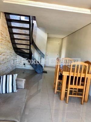 Cobertura para venda possui 207 metros quadrados com 2 quartos em Camaquã - Porto Alegre - - Foto 13